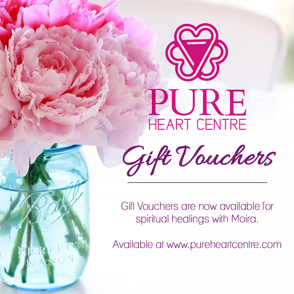 moira williams pure heart centre mothers day gift voucher